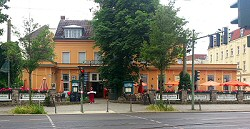 Restaurant Br�ust�bl in Friedrichshagen
