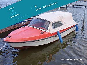Brauns Bootsverleih in Schmöckwitz
