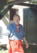 Der Fischermeister Thamm vom Müggelsee