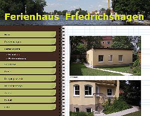 Ferienhaus Friedrichshagen