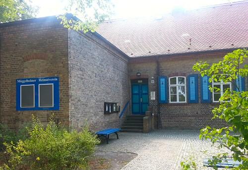 Altes Schulhaus in Müggelheim