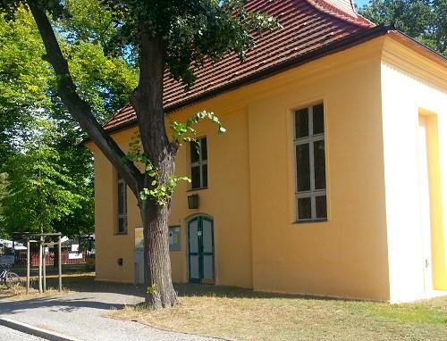 Kirche in Müggelheim