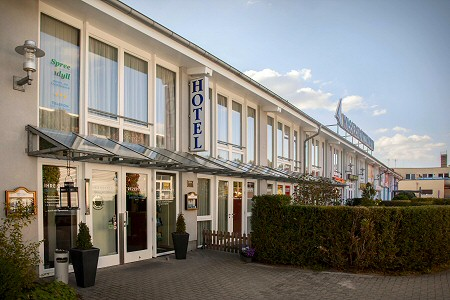 Hotel Spree-Idyll in Friedrichshagen