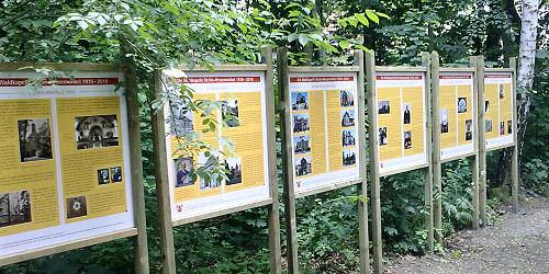 Die Geschichte der Waldkapelle